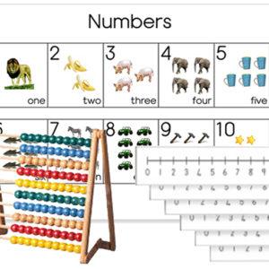Numeracy Development Materials