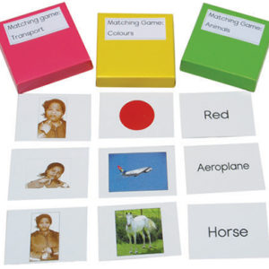 Customised Language Cards and Products